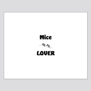 Mice Lover Small Poster
