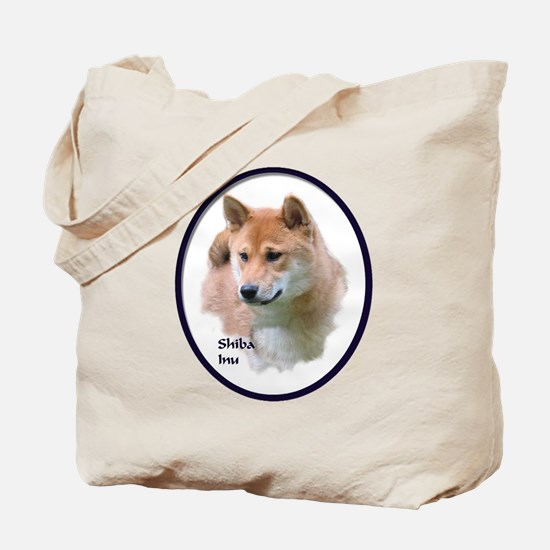 Shiba Inu Art Tote Bag