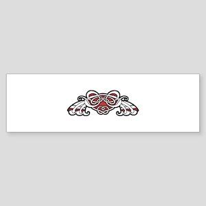 CELTIC21_RED Bumper Sticker