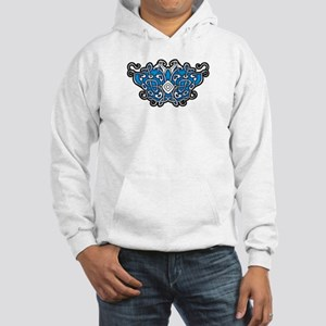 CELTIC24_BLUE Hooded Sweatshirt