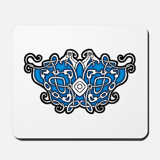 CELTIC24_BLUE Mousepad