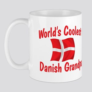 Coolest Danish Grandpa Mug