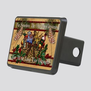 Harvest Moons Christmas Basket Hitch Cover