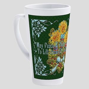 Harvest Moons Mod Candles 17 oz Latte Mug