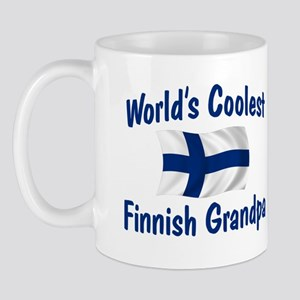 Coolest Finnish Grandpa Mug