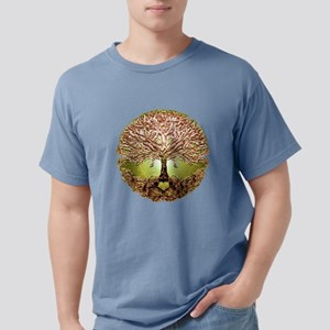 Tree of Life Golden Light T-Shirt