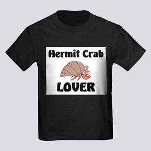 Hermit Crab Lover Kids Dark T-Shirt