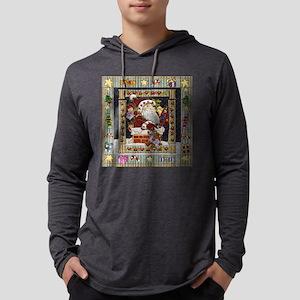 Harvest Moons Chimney Santa Long Sleeve T-Shirt