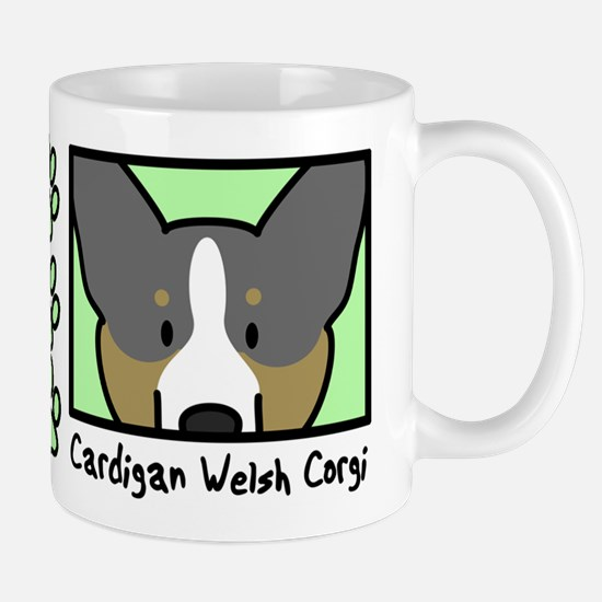 Anime BT Cardigan Welsh Corgi Mug