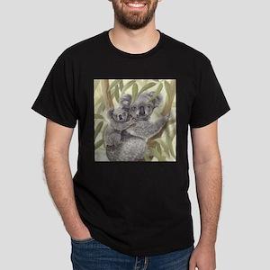 Koalas Dark T-Shirt