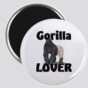 Gorilla Lover Magnet