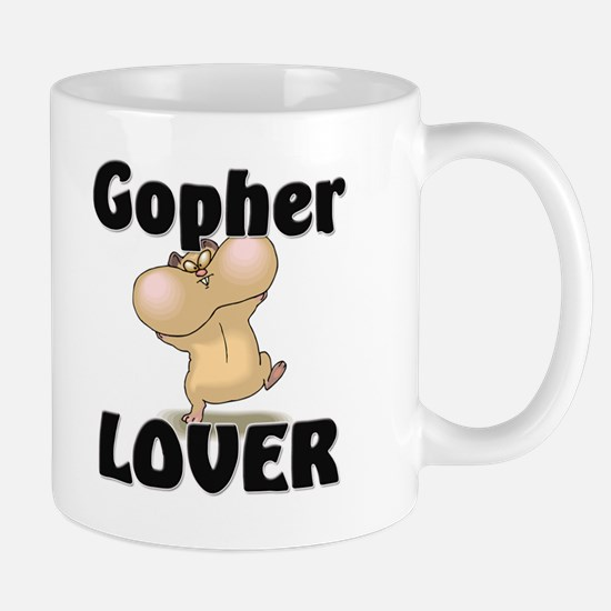 Gopher Lover Mug