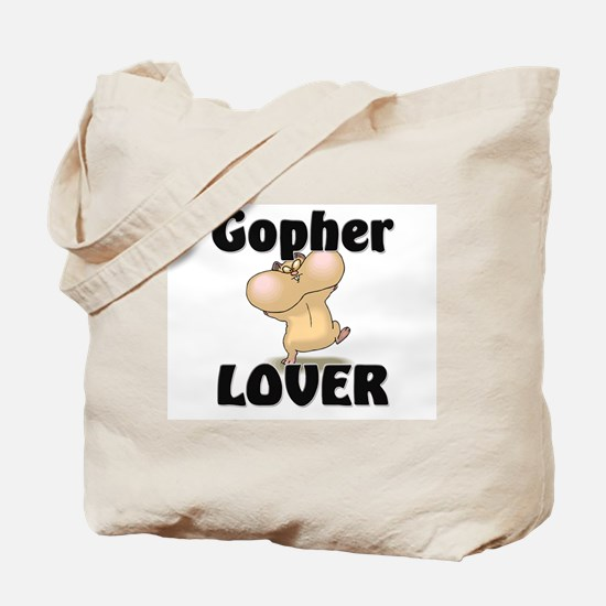 Gopher Lover Tote Bag