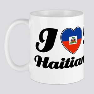 I love my Haitian Wife Mug