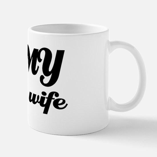 I love my Haitian Wife Mug