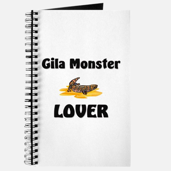 Gila Monster Lover Journal