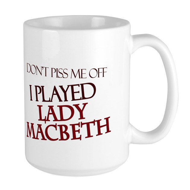 how is macbeth portrayed In shakespeare's play macbeth, he presents the conflicting character of lady macbeth upon receiving her husband's letter about the witches' prophesies, she.