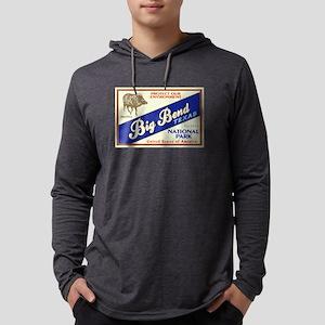 Big Bend (Javelina) Long Sleeve T-Shirt