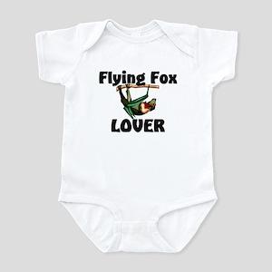 Flying Fox Lover Infant Bodysuit