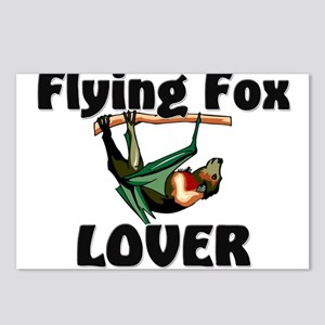 Flying Fox Lover Postcards (Package of 8)