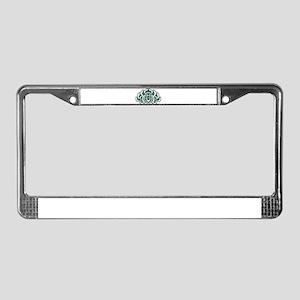 CELTIC23_GREEN License Plate Frame