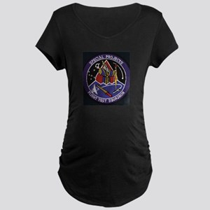 Special Projects Maternity Dark T-Shirt