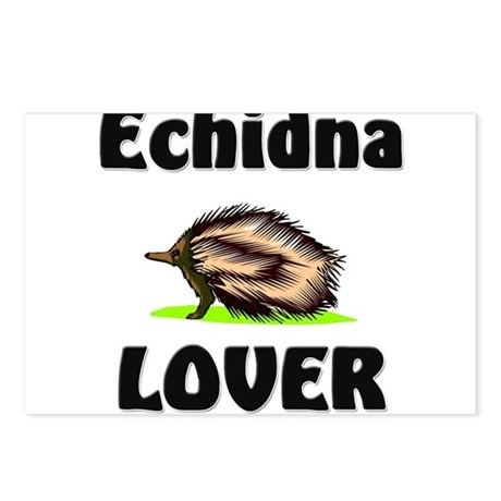 Echidna Lover Postcards (Package of 8)