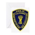 Ag Inspector Greeting Cards (Pk of 10)
