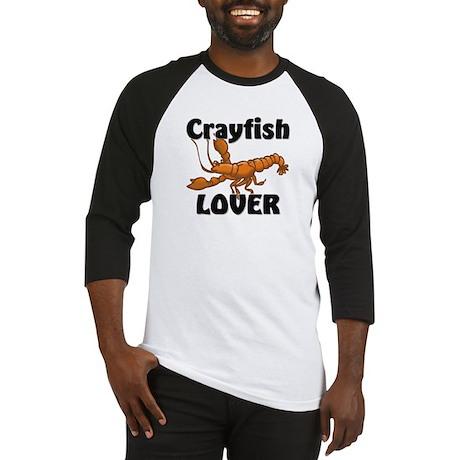 Crayfish Lover Baseball Jersey