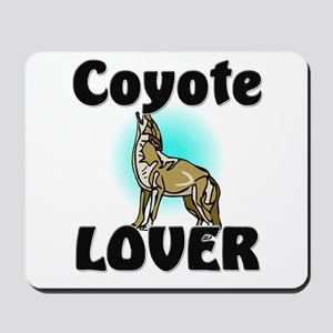 Coyote Lover Mousepad