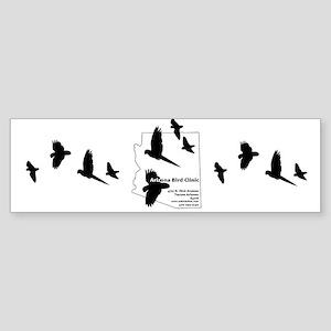 Arizona Bird Clinic Bumper Sticker