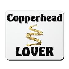 Copperhead Lover Mousepad