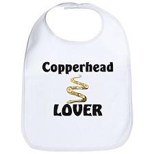 Copperhead Lover Bib
