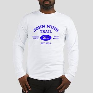 john muir trail 3d Long Sleeve T-Shirt