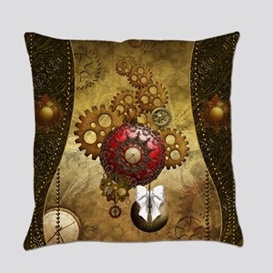 Steampunk, noble design, clocks and gears Everyday
