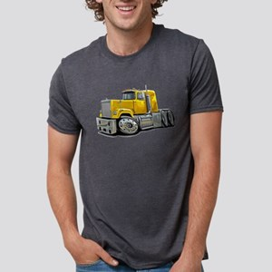 Mack Superliner Yellow Truck T-Shirt