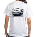 Custom Photo White T-Shirt