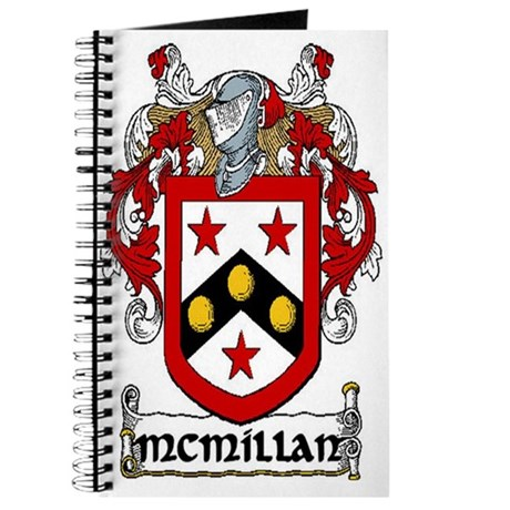 McMillan Coat of Arms Journal