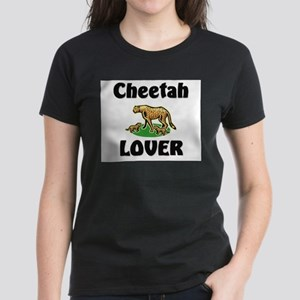 Cheetah Lover Women's Dark T-Shirt