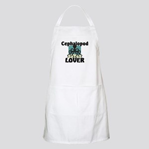 Cephalopod Lover BBQ Apron