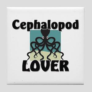 Cephalopod Lover Tile Coaster
