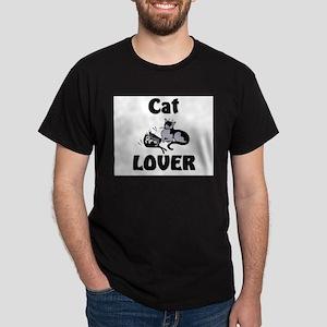 Cat Lover Dark T-Shirt