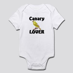 Canary Lover Infant Bodysuit