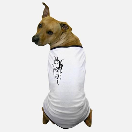 MMA Tribal Art Logo Sideway Dog T-Shirt