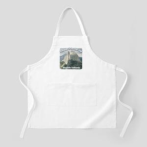 I made it Yosemite BBQ Apron
