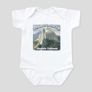 I made it Yosemite Infant Bodysuit