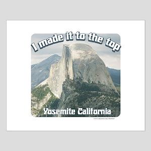 I made it Yosemite Small Poster