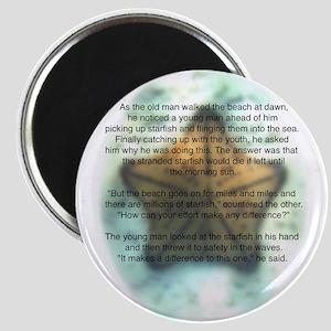Starfish Wisdom Magnet