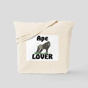 Ape Lover Tote Bag