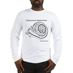 Displacement Replacement - Long Sleeve T-Shirt